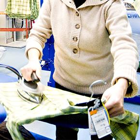 Textil-Logistik